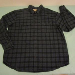 filson mens flannel ALASKAN GUIDE shirt 3XL